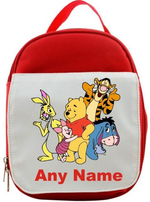 Winnie The Pooh Lunch Bag 2